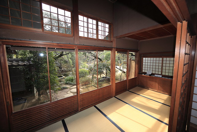 Japanese Traditional Style House Interior Design 和風建築 わ