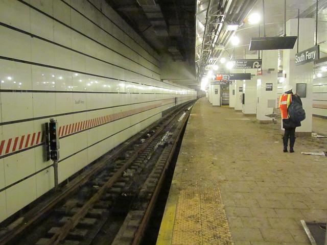 New Fulton Street Subway Station