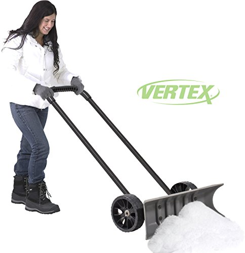 30 Snow Pusher Wheels
