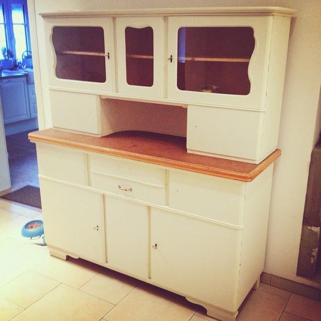 Küchenbuffet DIY - aus alt mach neu - Fashion Kitchen