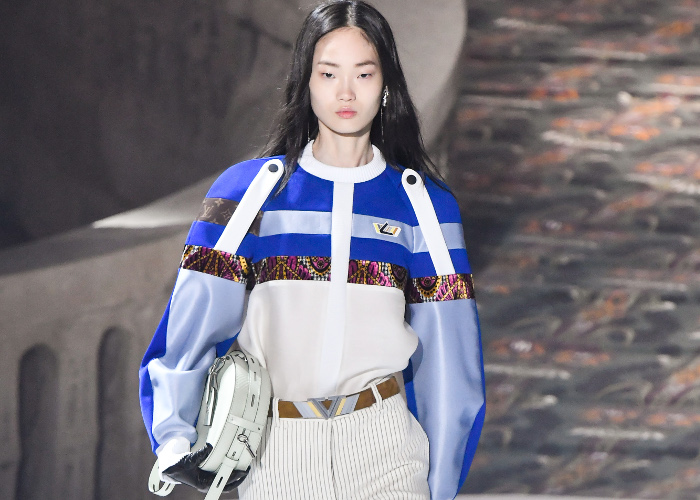 Louis Vuitton Fall 2018 Collection at PFW