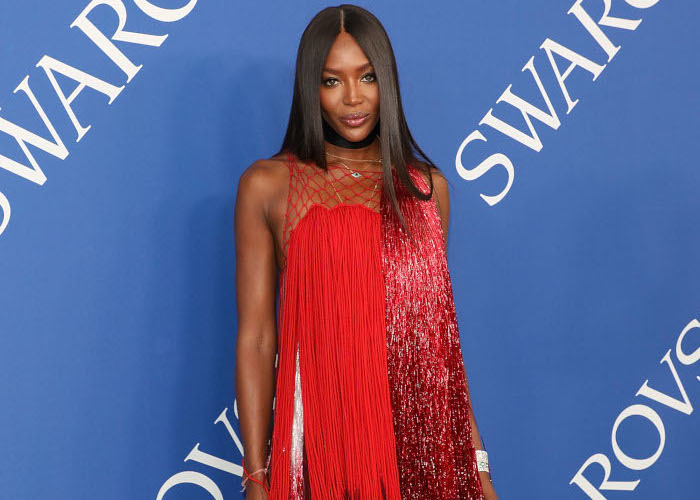 The Must-See Red Carpet Looks At The CFDA Awards 2018 Naomi Campbell