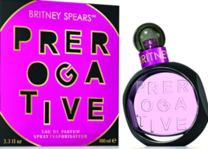 Britney Spears to Release Gender-Neutral Perfume