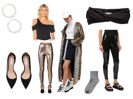 Sparkle With One Of The Hottest Fall Trends