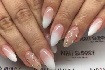 Wedding Nail Art For The Sophisticated Bride