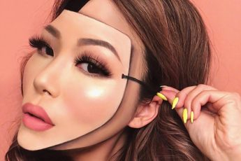 "The-Most-Mind-Blowing-""Mask""-Makeup-Looks-Seen-on-Instagram-2"