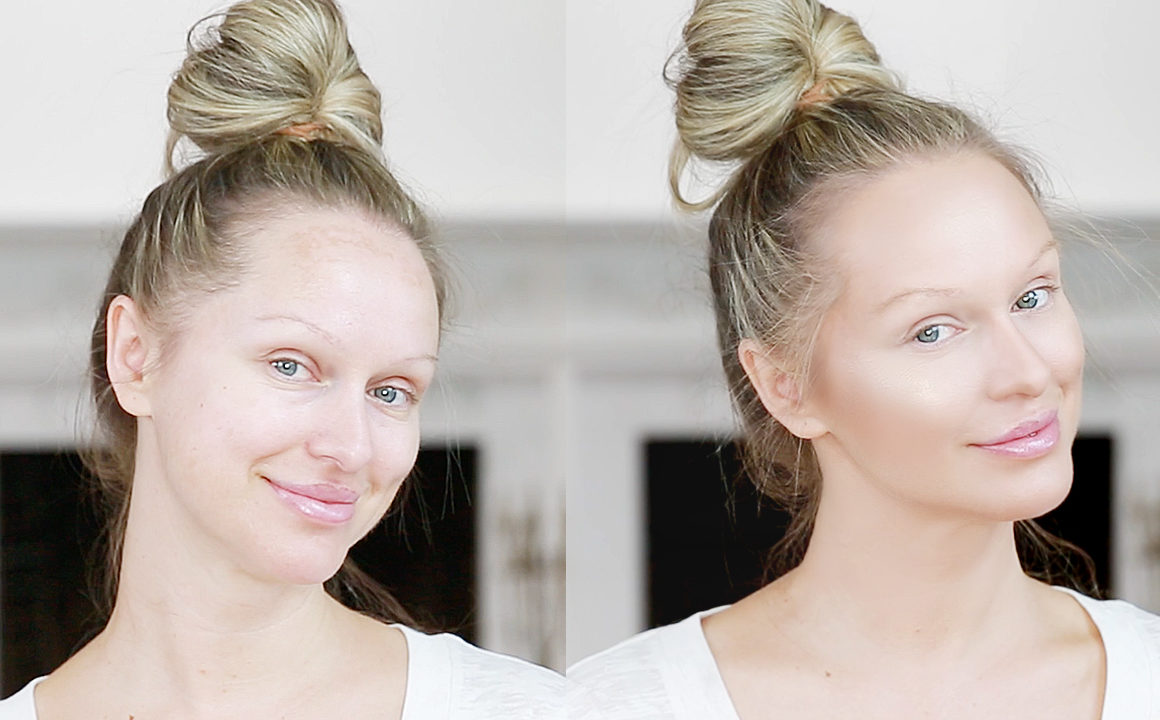 How to Create a Natural Looking Makeup Base