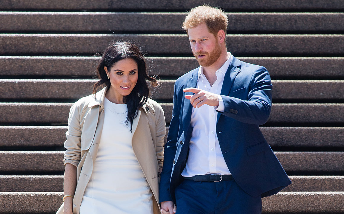 "The Funniest Twitter Posts About Meghan Markle's ""Brexit Baby"""