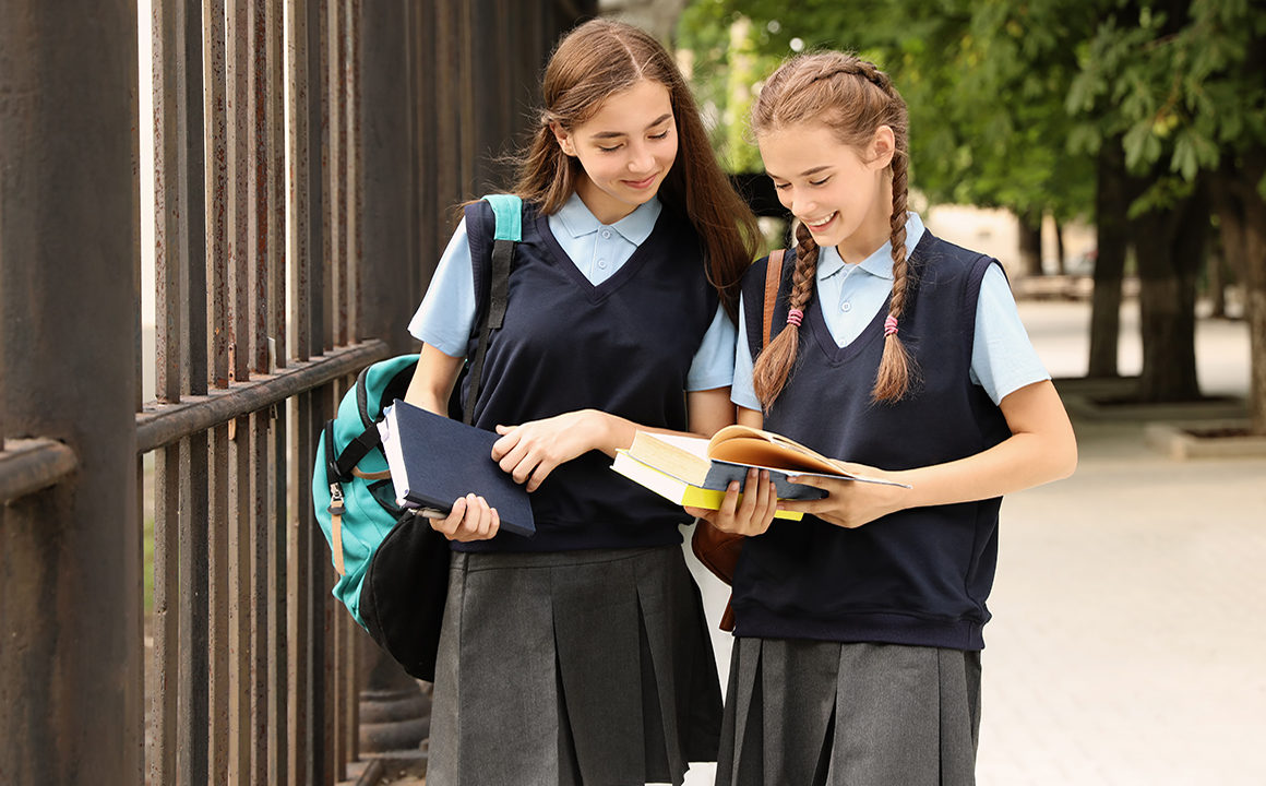 What-is-the-point-of-a-smart-school-uniform