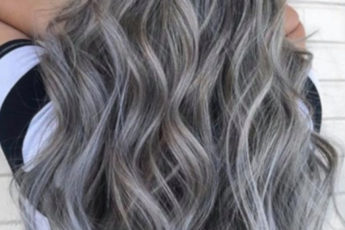 Silver Highlights are trending on Pinterest 7