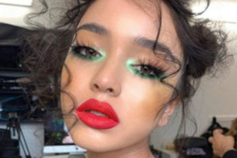 The hottest summer makeup trends to try RN pop of color