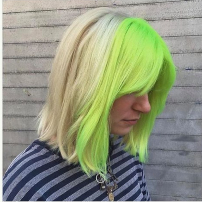 Two Toned Hair Color is The Biggest Summer Trend