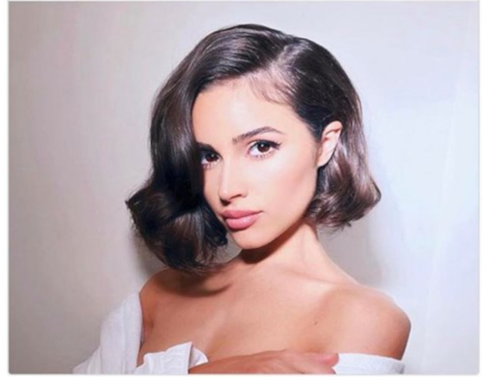 Fabulous Clebrity Bobs That Will Make You Chop Off Your Hair Olivia Culpo