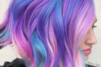 lavender hair colors for fall 2