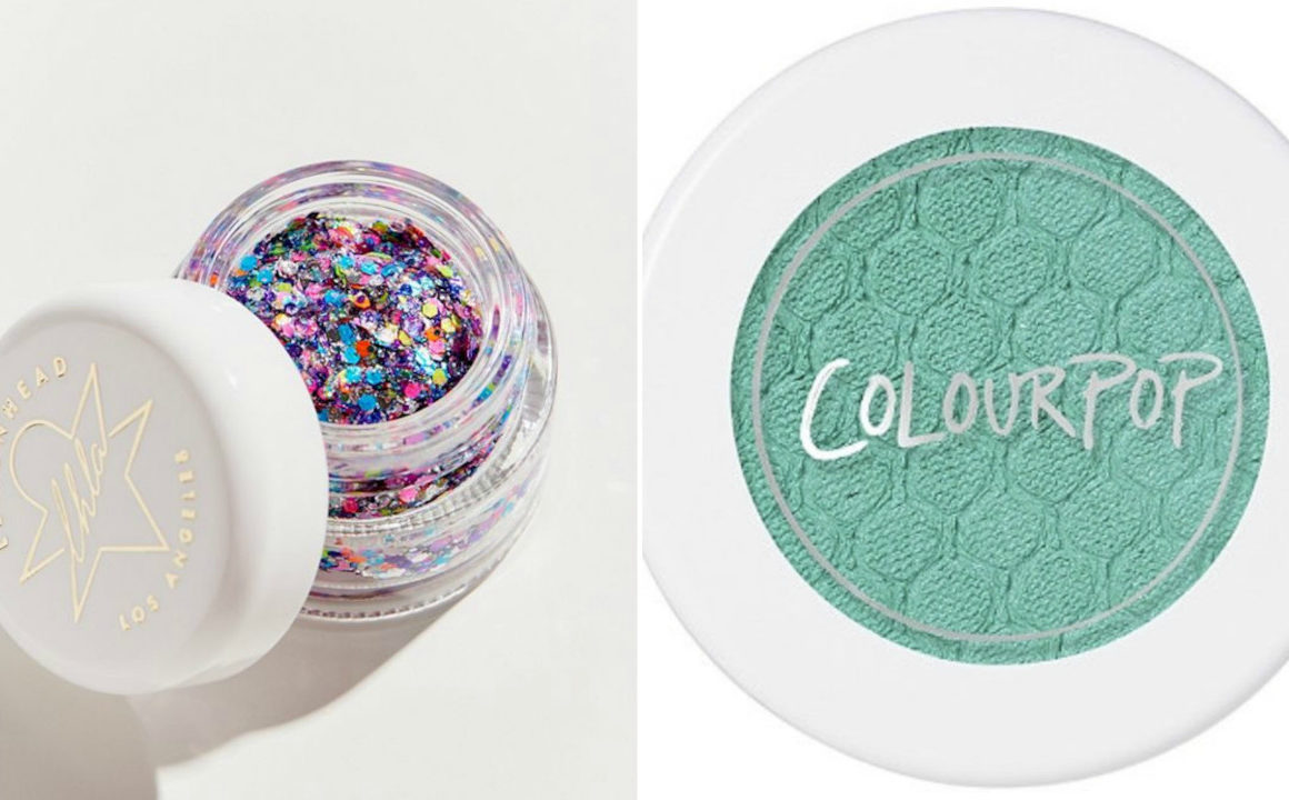 Best Glitter Eyeshadows