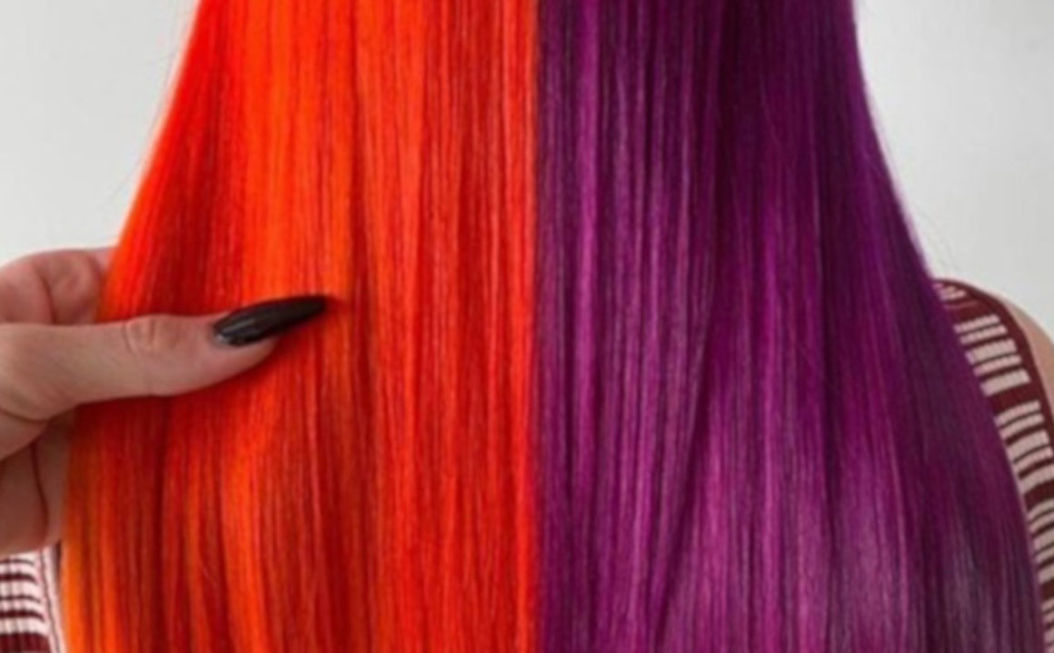 Bright And Bold Hair Colors