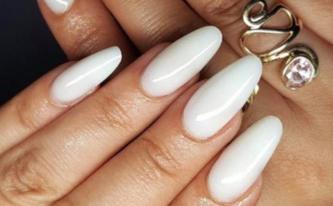 Milky Nails Trend
