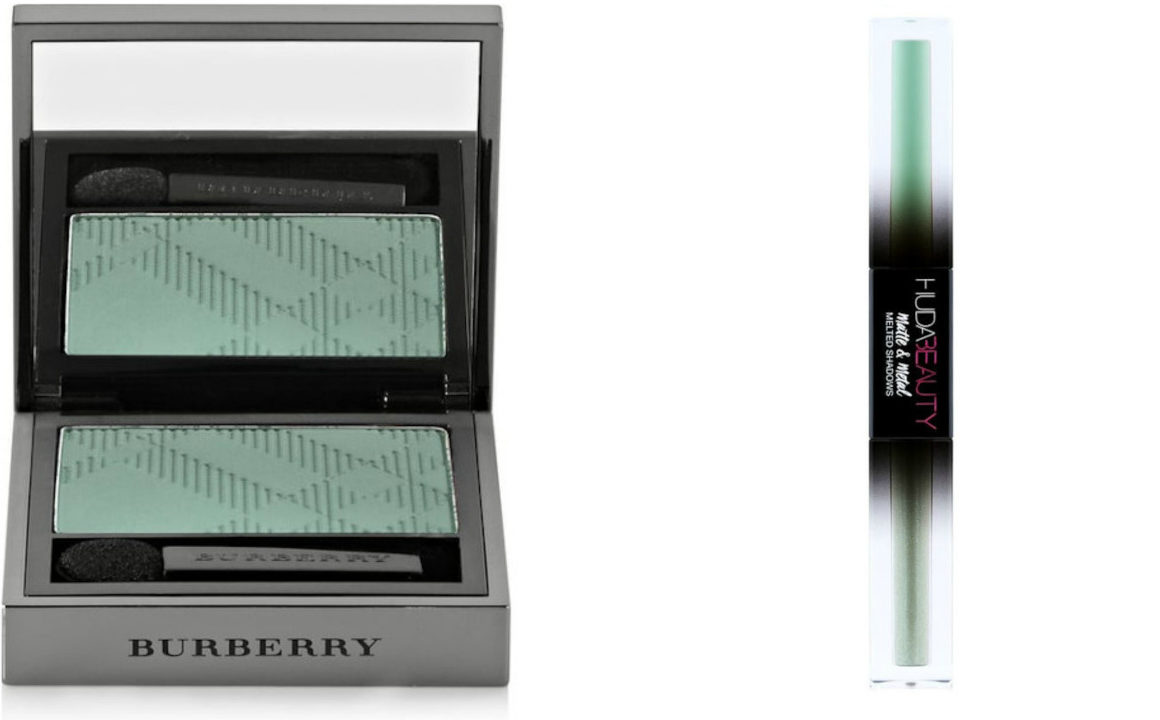 Best Mint Green Makeup Products