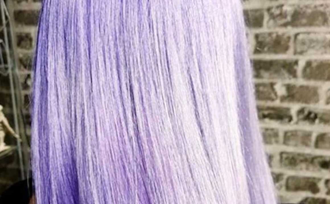 All The Ways To Rock Lavender Hair