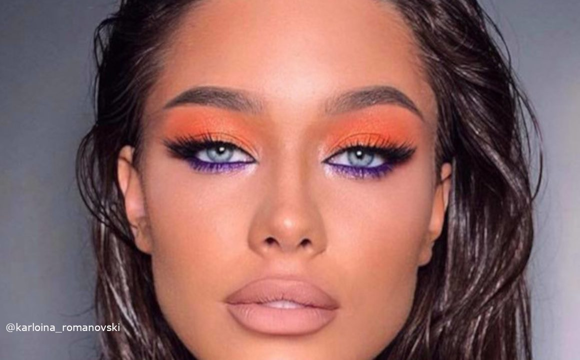 How To Wear The Bright Eyeshadow Makeup Trend