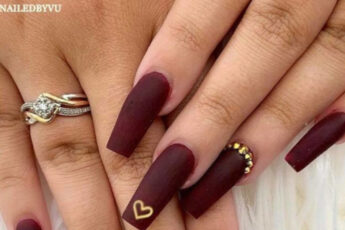 Minimalist Nail Designs For Fall