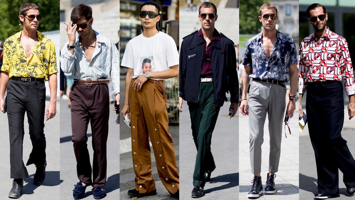 Latest Male Fashion Trends