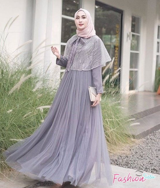Model Baju Brokat Pesta Rok 11