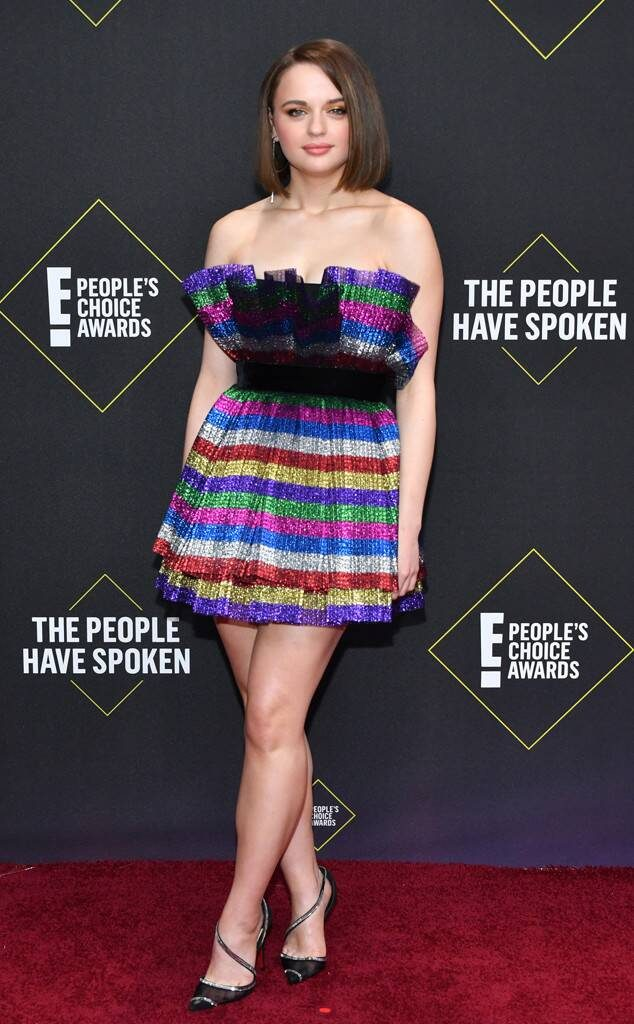 2019 People's Choice Awards Redcarpet - Fashionsizzle