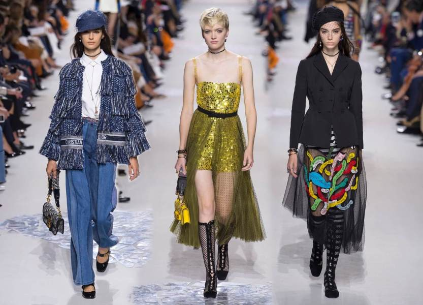 The Diverse Flavors Of Paris Fashion Week 2018   Paris Fashion Week