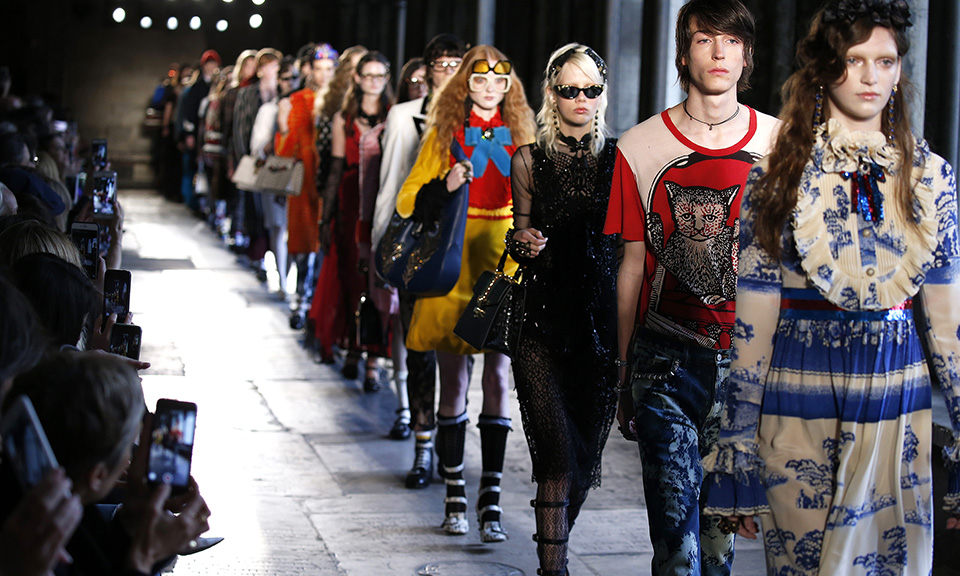Gucci Heads to Another UNESCO Site for its 2019 Cruise Collection     Gucci Heads to Another UNESCO Site for its 2019 Cruise Collection