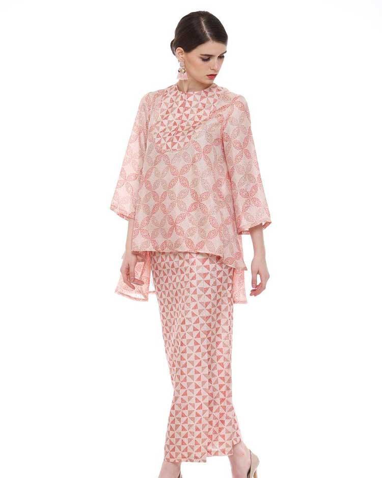 30+ Model Baju Batik Tunik Atasan Wanita Terbaru 2020 ...