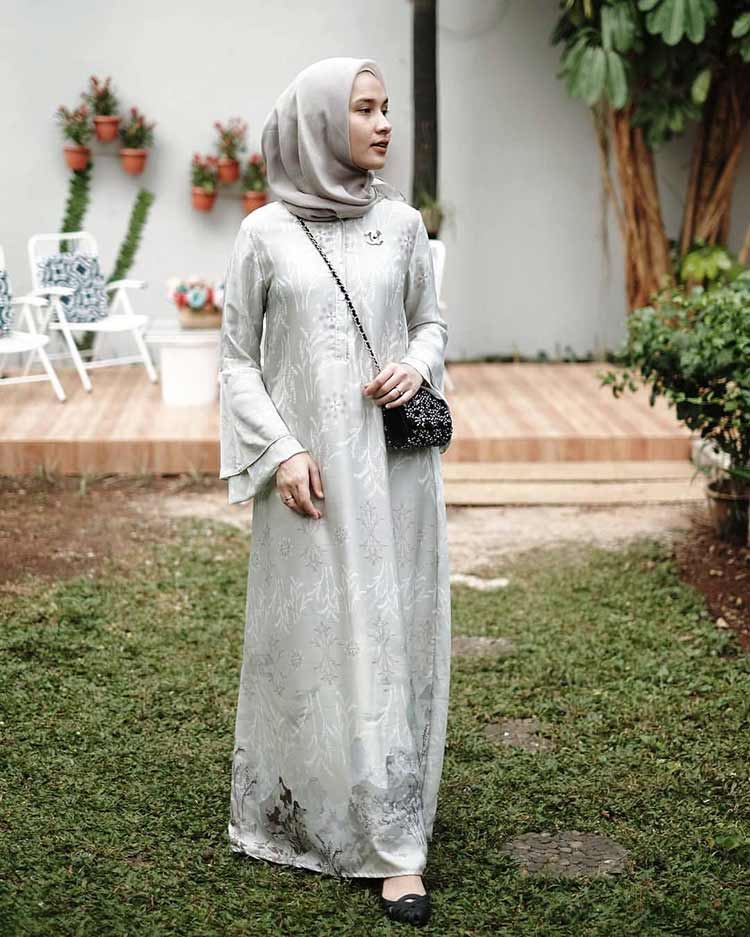 Model Baju Renda Abaya 20