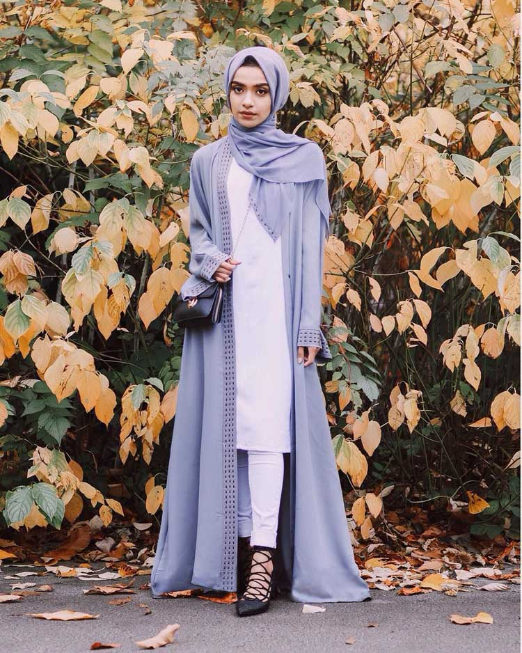 Model Baju Hijab Jaman Now 3