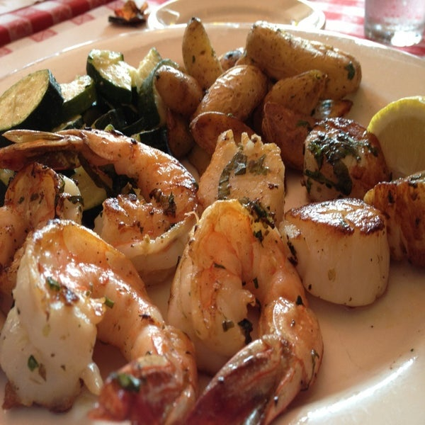 Dinner Francisco San Fishermans Wharf