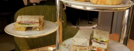 Room Harrods London Tea Menu