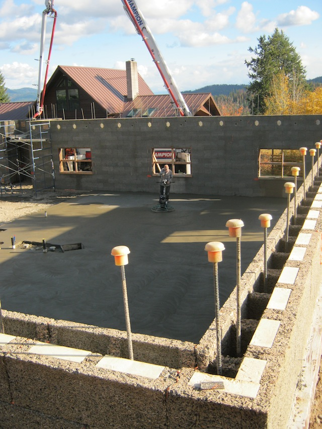 How To Build With Faswall 174 Concrete Form Material