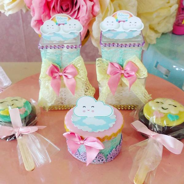 Cupcake Centerpieces Ideas