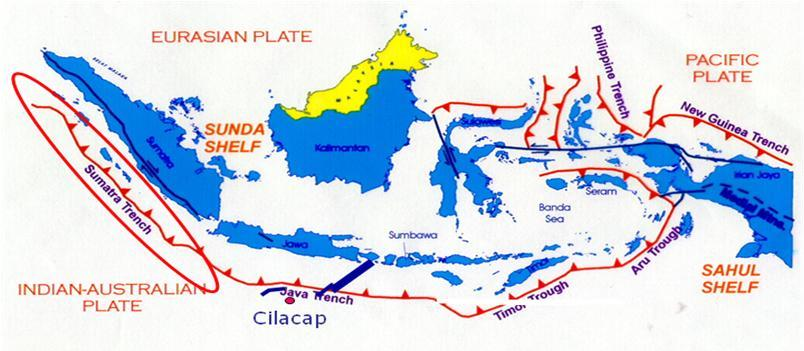 Gempa di Indonesia – A Journal of Life