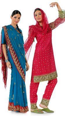 Ảnh sari đẹp Ấn Độ