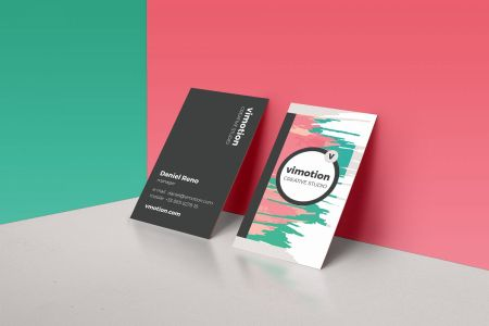 Creative Business Card Template by Feli   Design Bundles Creative Business Card Template example image