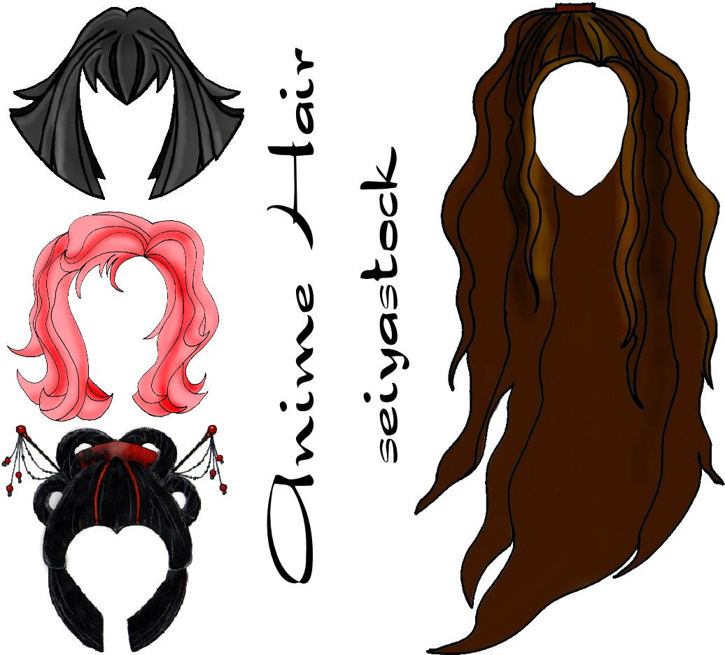 News and entertainment: anime hair (Jan 05 2013 23:40:09)