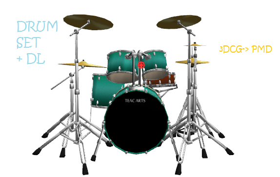 Revs Drum Set Drawings