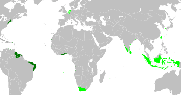 Western Africa Vegetation Zones