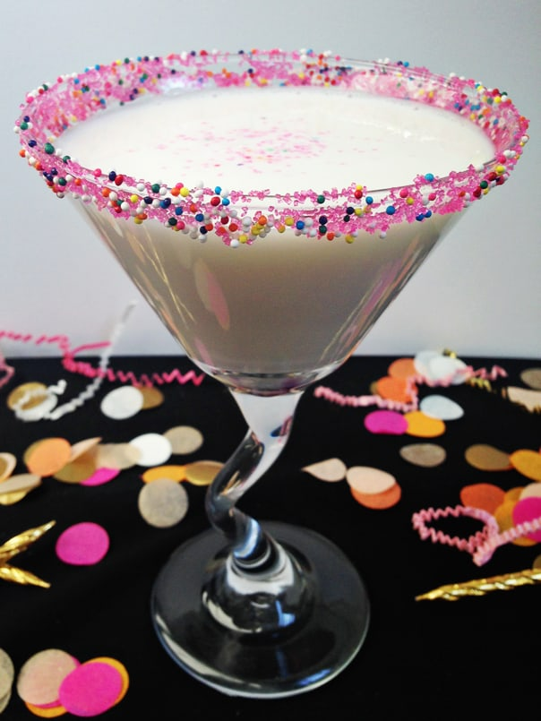 Birthday Cake Martini Giveaway 187 Feast West
