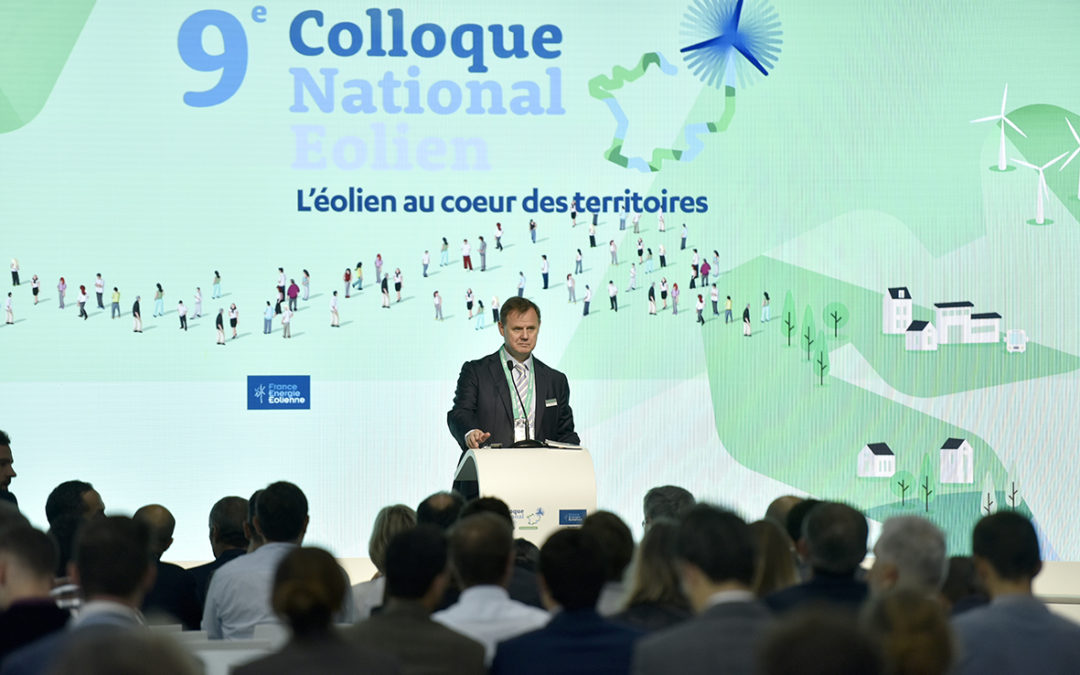 Revivez le 9ème Colloque National Eolien