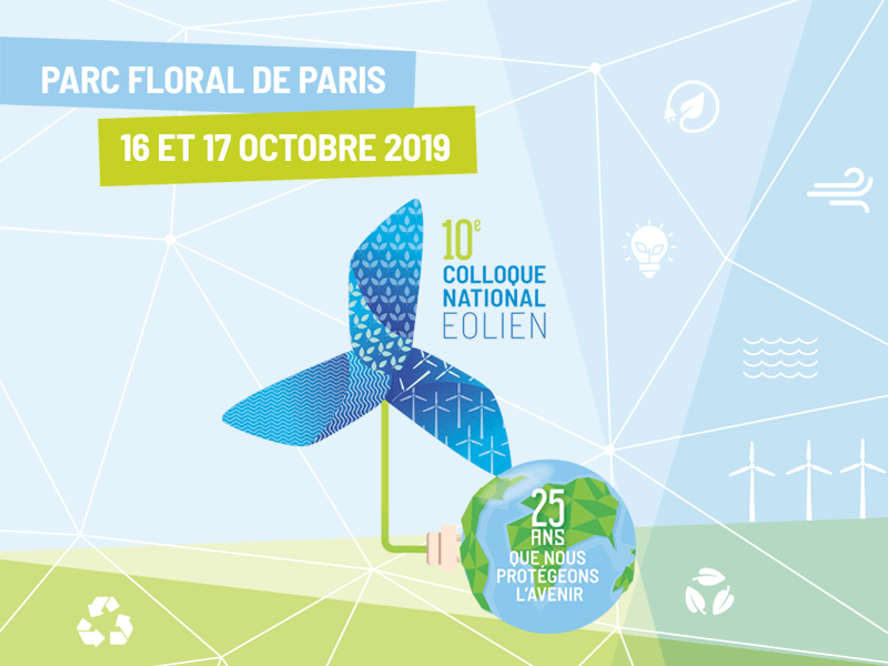 Revivez le 10ème Colloque National Éolien