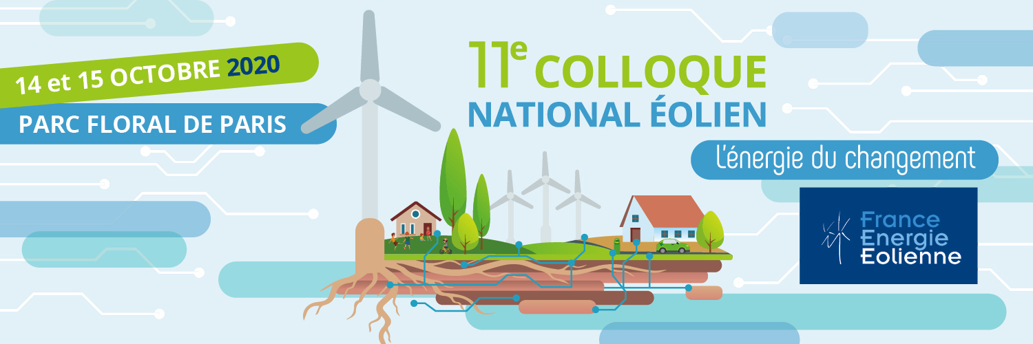 11e Colloque National Éolien @ Parc floral de Paris