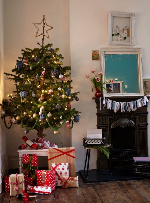 Christmas Decorating Ideas Small Home
