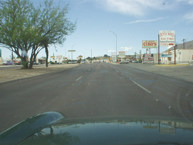 Fast Food Restaurants El Paso Tx