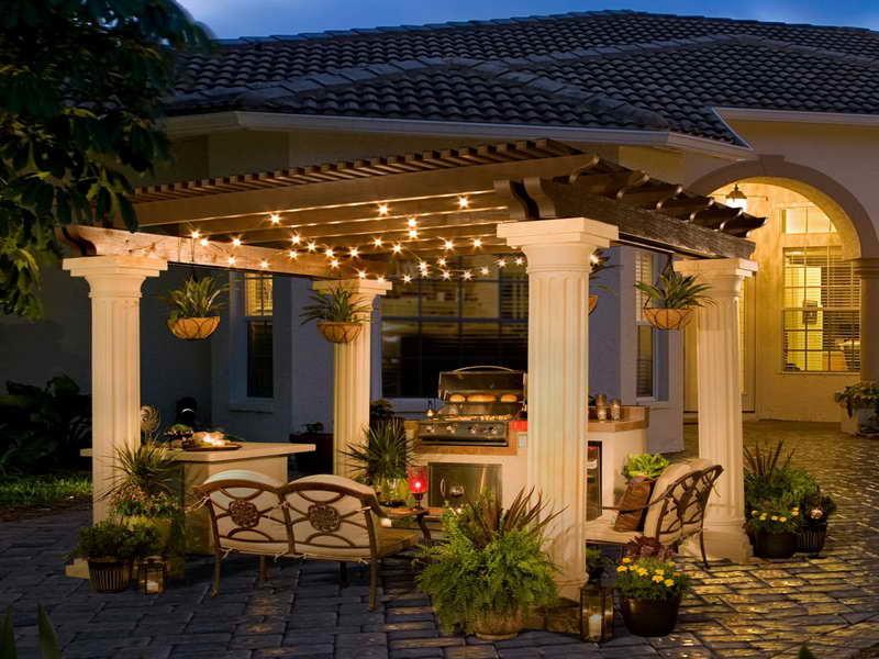 Custom Pergola And Arbor Builders In Dallas Best New